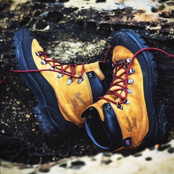 3e216668ea6 Danner crater rim hiking boots